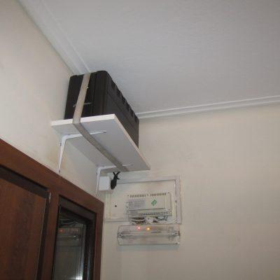 Τοποθέτηση Συστήματος Αυτονομίας Ρεύματος (Ups) σε Θυροτηλεόραση Πολυκατοικίας