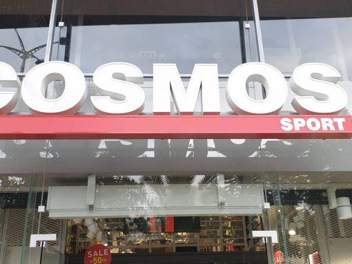 COSMOS SPORT ΚΑΤΑΣΤΗΜΑ ΚΑΛΛΙΘΕΑΣ