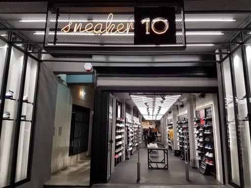 "Cosmos Sport ""Sneaker 10"" Μοναστηράκι Σύστημα Καμερών"