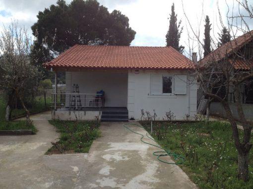 Τοποθέτηση Συστήματος Καμερών σε Οικία στην Ροδόπολη
